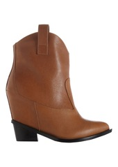 Giuseppe Zanotti Western-Style Wedge Ankle Boot