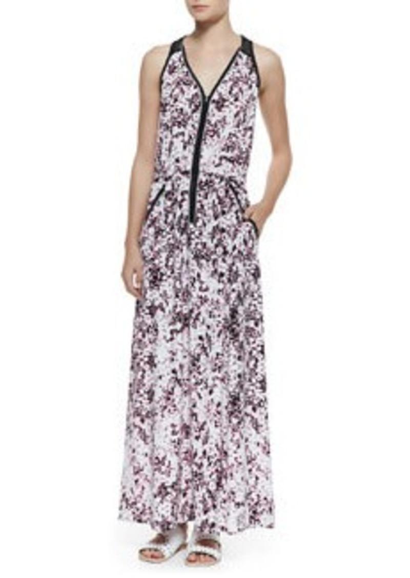 Nanette Lepore Love In Havana Printed Maxi Dress   Love In Havana Printed Maxi Dress