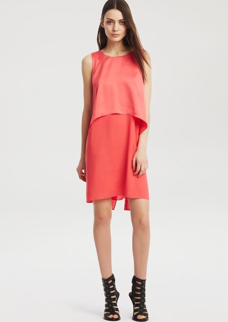 Kenneth Cole New York Issabelle Tiered Dress