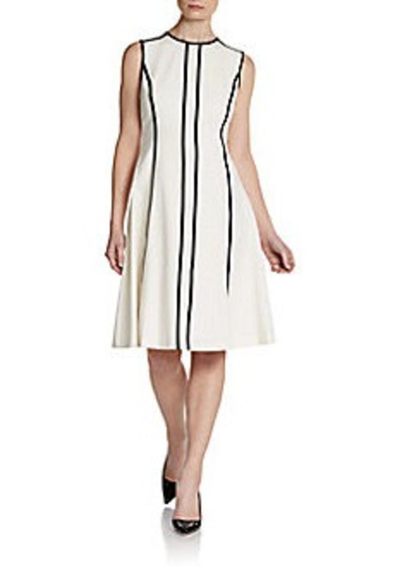 Calvin Klein Calvin Klein Sleeveless Colorblock Dress