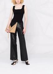 1017 ALYX 9SM chain-detail sleeveless blouse