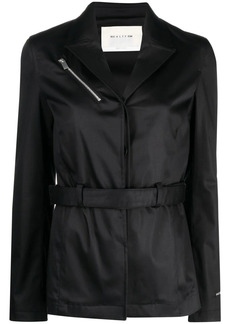 1017 ALYX 9SM single-breasted belted blazer