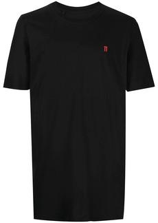 11 by Boris Bidjan Saberi graphic print t-shirt