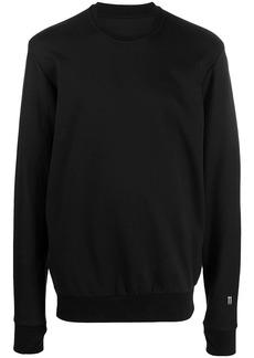 11 by Boris Bidjan Saberi sweatshirt with thumb-holes