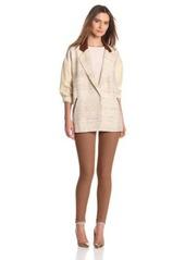 Tracy Reese Women's Combo Jacket