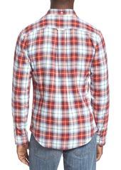 1901 'Baker' Plaid Flannel Shirt