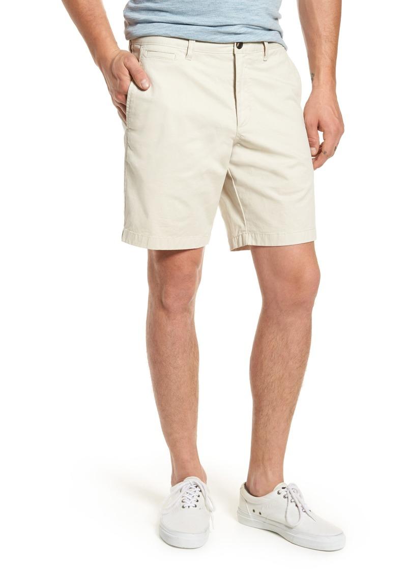 645c086a7b 1901 1901 Ballard Slim Fit Stretch Chino 9-Inch Shorts