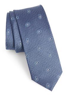 1901 Barby Paisley Silk Tie