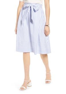 1901 Belted Full Skirt