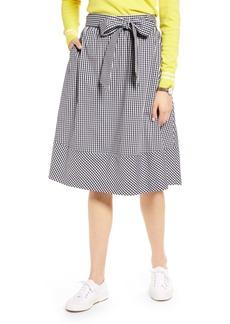 1901 Belted Full Skirt (Petite)