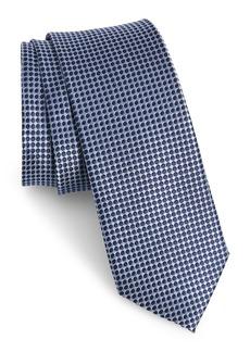 1901 Colombo Neat Silk Tie