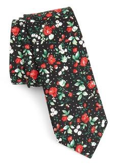 1901 Harbin Floral Tie