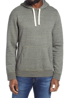 1901 Marled Cotton Blend Pullover Hoodie