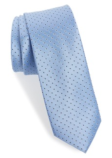 1901 Newport Dot Silk Tie