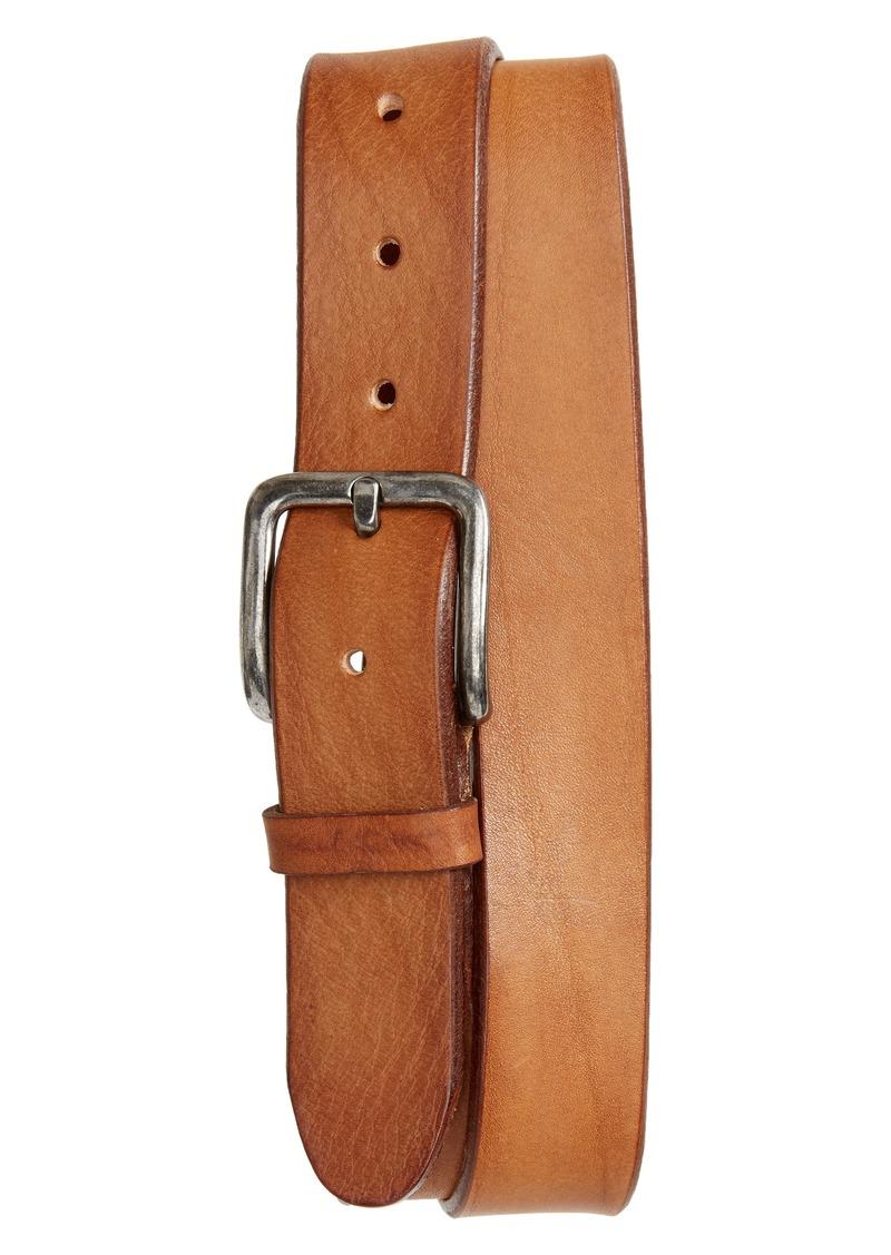 1901 Orris Tumbled Leather Belt