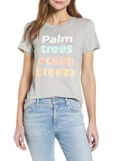 1901 Palm Trees Ocean Breeze Graphic Tee