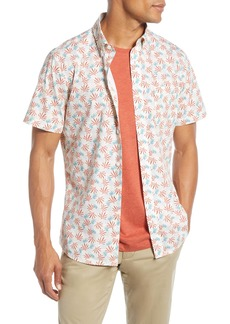1901 Pineapple Print Shirt