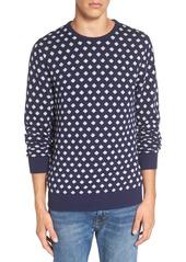 1901 Polka Dot Crewneck Sweater