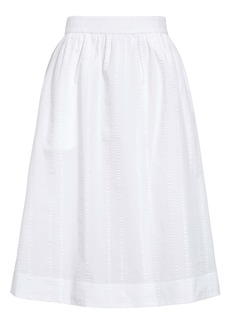 1901 Pull On Midi Skirt (Regular & Petite)