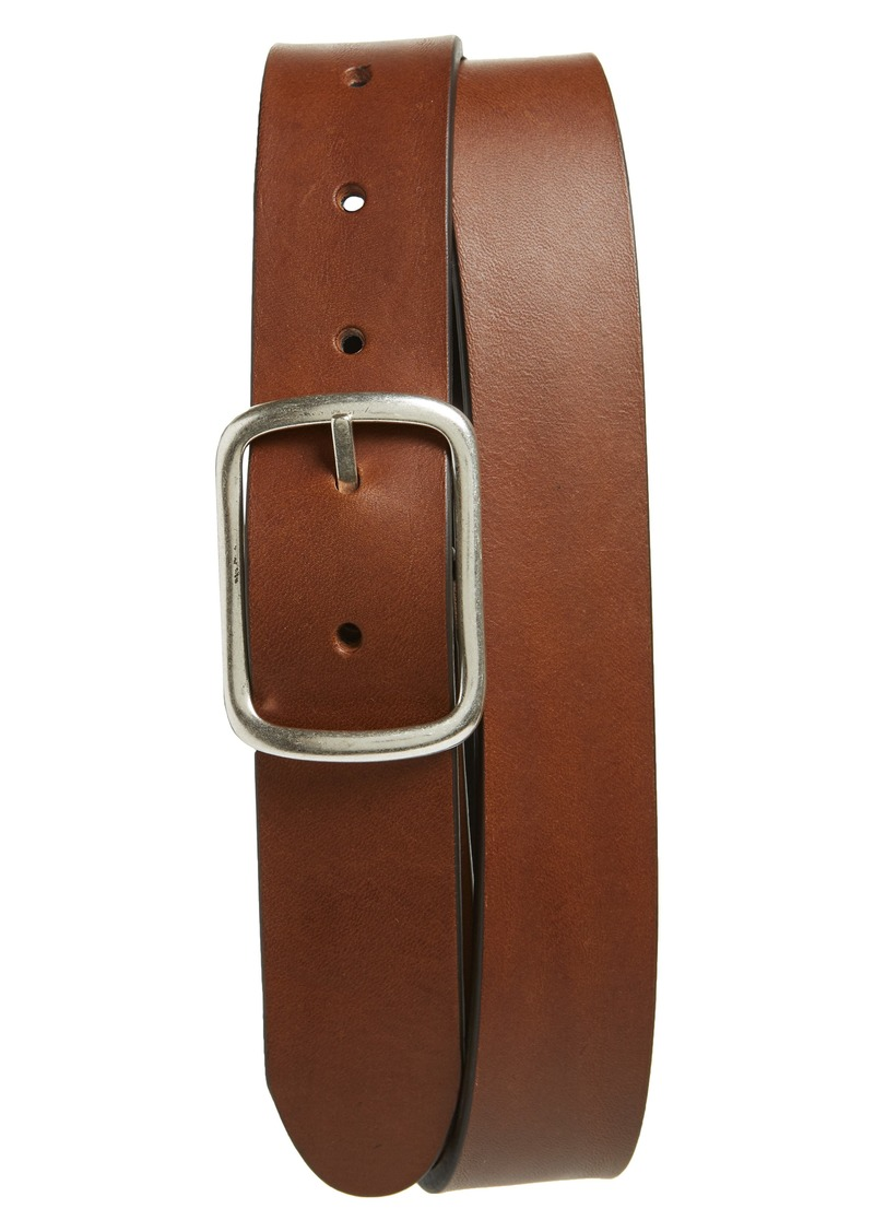 1901 Reversible Leather Belt