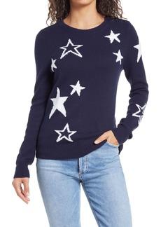 1901 Shoulder Button Crewneck Sweater