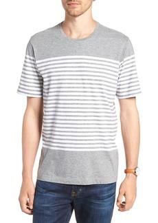 1901 Slub Stripe Pima Cotton T-Shirt