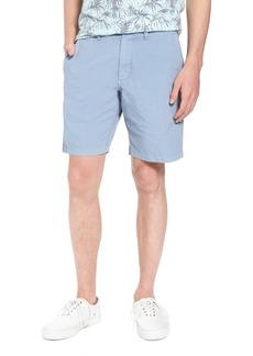 1901 Stretch Poplin Shorts