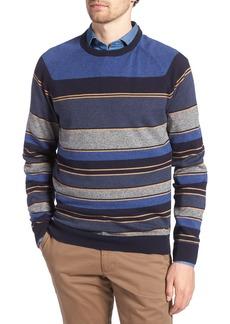 1901 Stripe Cotton & Cashmere Sweater