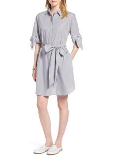1901 Stripe Shirtdress (Regular & Petite)