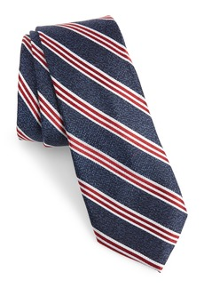1901 Stripe Silk Tie
