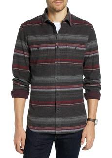 1901 Trim Fit Blanket Flannel Shirt