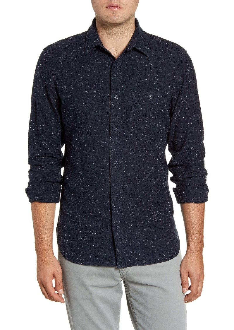 1901 Utility Neps Trim Fit Button-Up Shirt