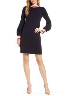 1901 Varsity Stripe Sweater Dress