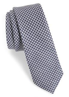 1901 Wyden Linen & Silk Tie