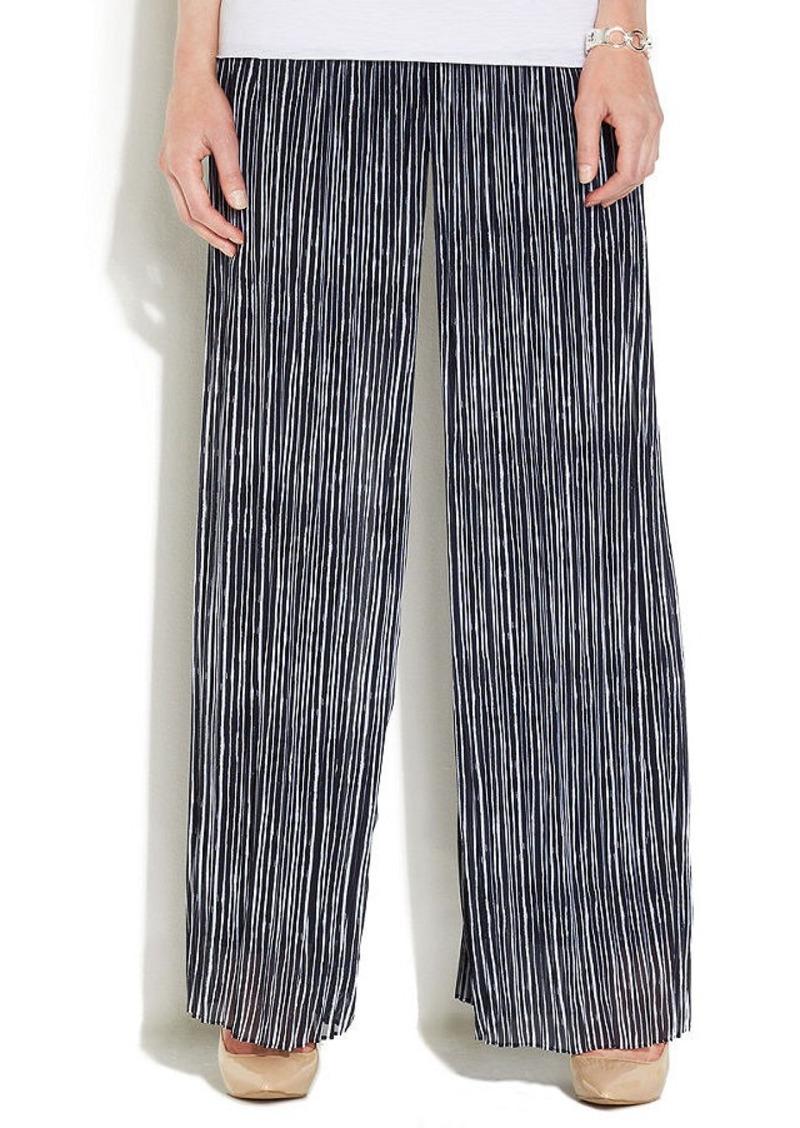 how to wear palazzo pants petite