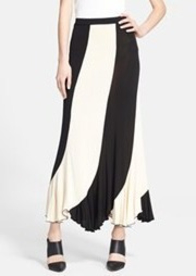 Jean Paul Gaultier Stripe Maxi Skirt