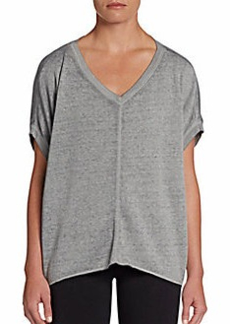 Calvin Klein Performance Seamed Pullover Tunic