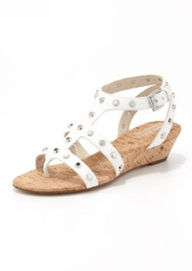 MICHAEL Michael Kors Jolie Studded Wedge Sandal