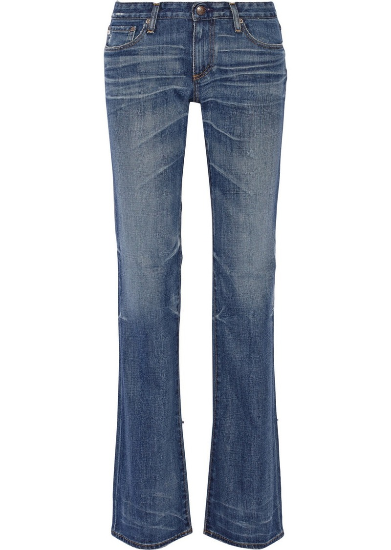 AG Adriano Goldschmied AG Jeans Angel mid-rise bootcut jeans