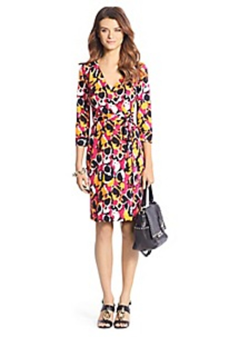 diane von furstenberg new julian two silk jersey wrap dress dresses shop it to me. Black Bedroom Furniture Sets. Home Design Ideas