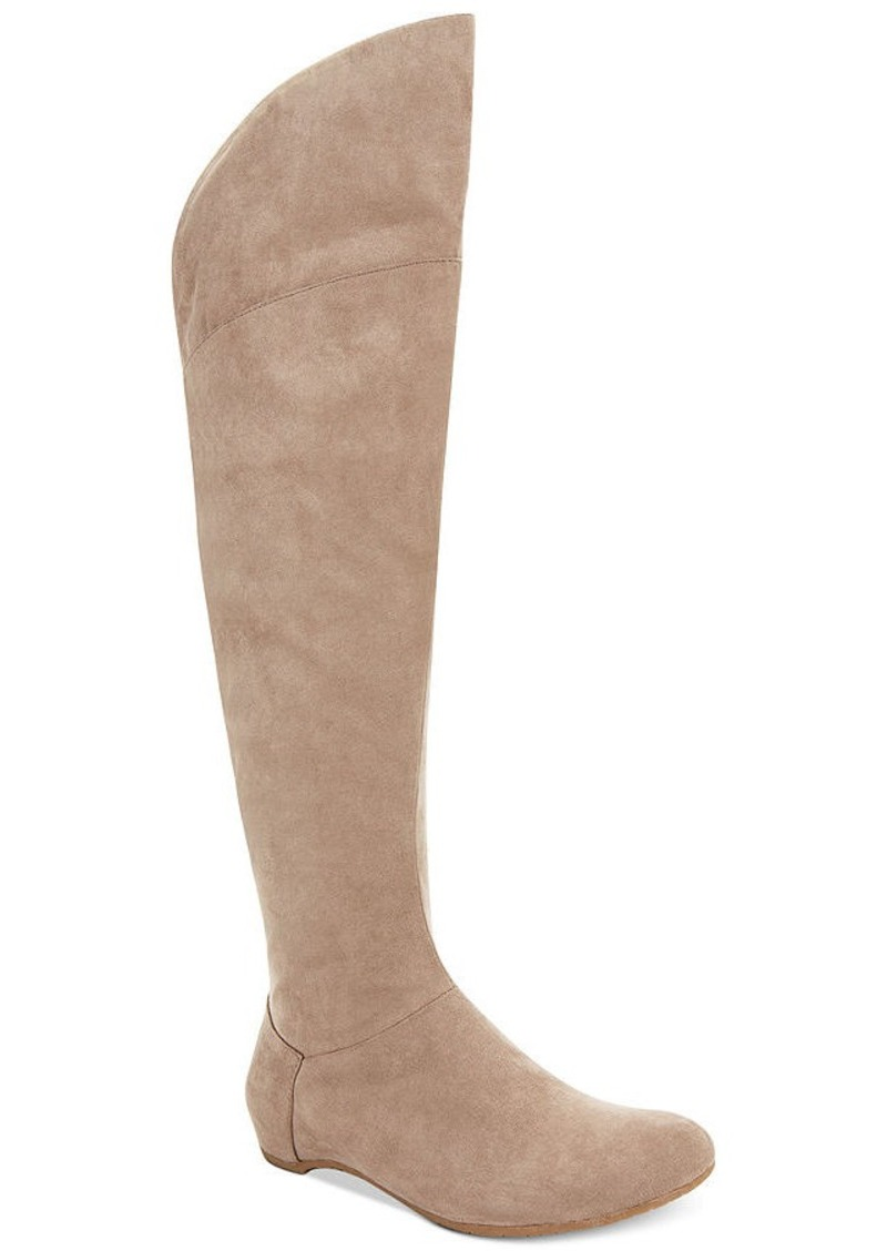 Kenneth Cole Reaction Women's Pro-Long Over the Knee Boots