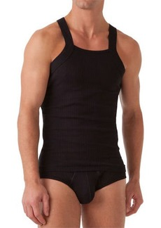 2(x)ist 2-Pack Square-Neck Tank Top