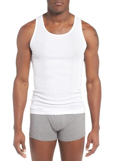 2(x)ist 3-Pack Cotton Tanks