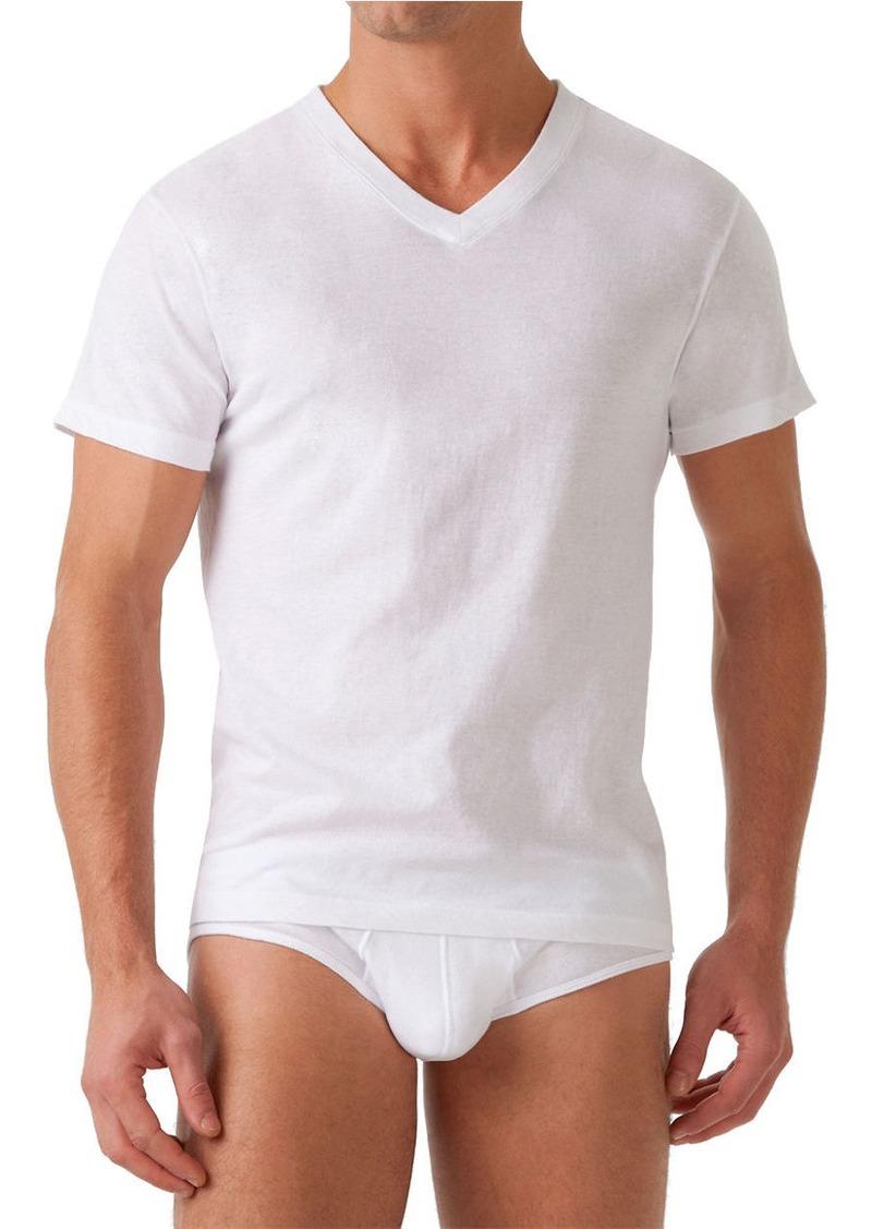 2(x)ist 2XIST 3 pack Essential V-Neck T-Shirt