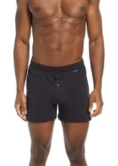 2(x)ist 3-Pack Knit Pima Cotton Boxers