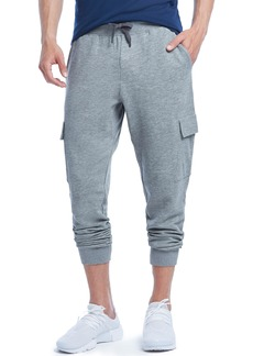 2(x)ist Cotton Blend Cargo Sweatpants