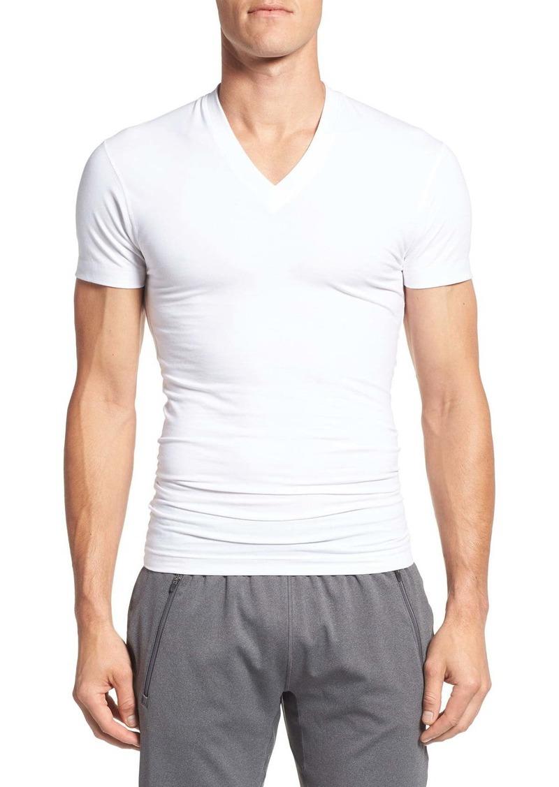 2(x)ist 'Form Shaping' V-Neck T-Shirt