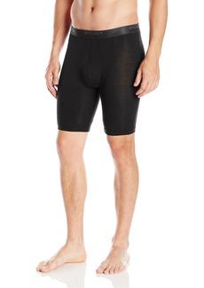 2(X)IST Men's 24 Modal Long Leg Boxer Brief