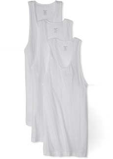 2(x)ist Essential Cotton 3 Pack Tank Top