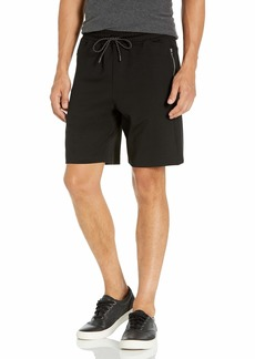 2(X)IST Men's Active Lounge Shorts with Zipper Pockets